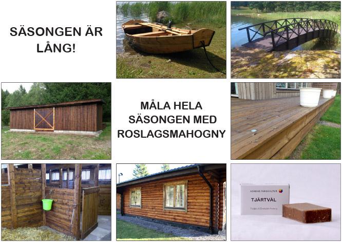 Återförsäljare för roslagsmahogny.se